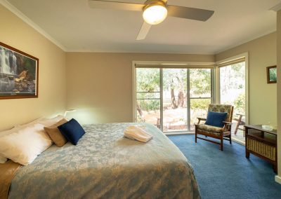 Corella Cottage - bedroom