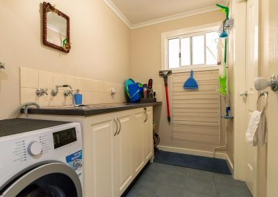 Corella Cottage - laundry