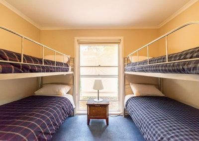 Corella Cottage - Double bunks